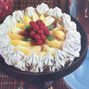 Fruit Meringue - potion no.11 from Miss Le Fay's 'Cooking Magic'